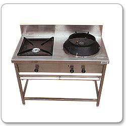 Restaurant Kitchen Gas Stove